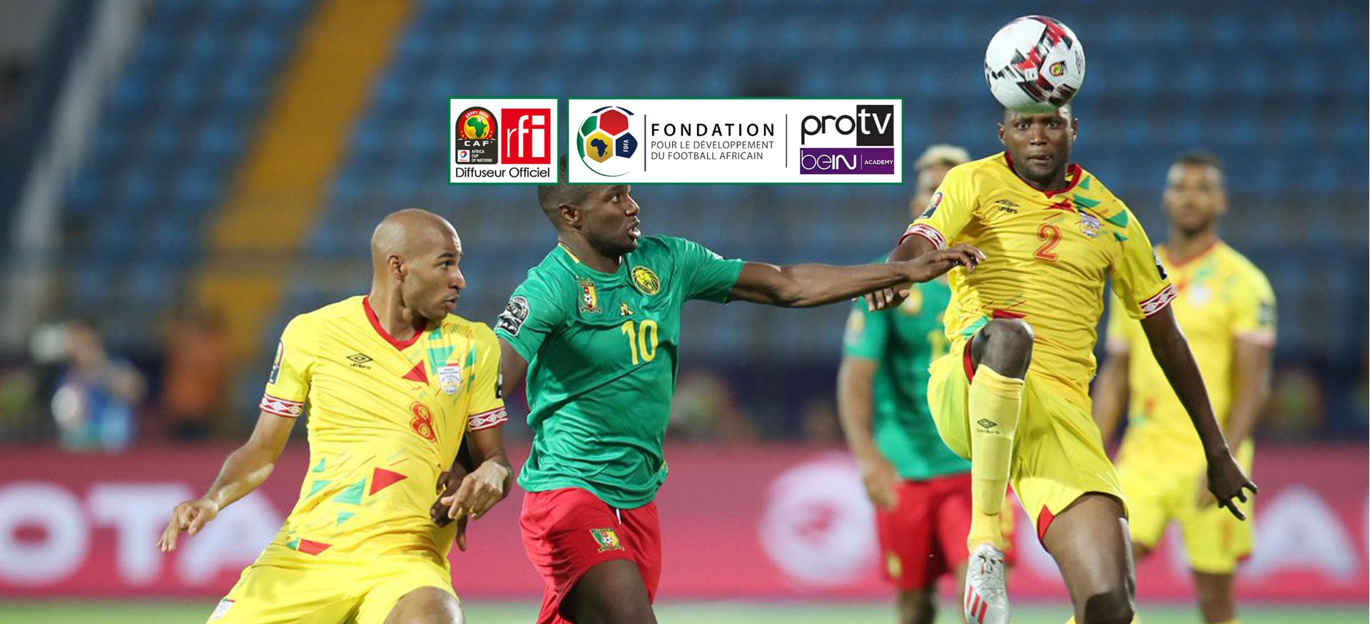 la visibilité du football africain